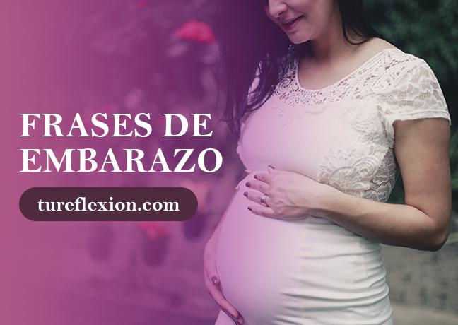 Frases Tiernas De Embarazo Para Anunciar Madres Primerizas