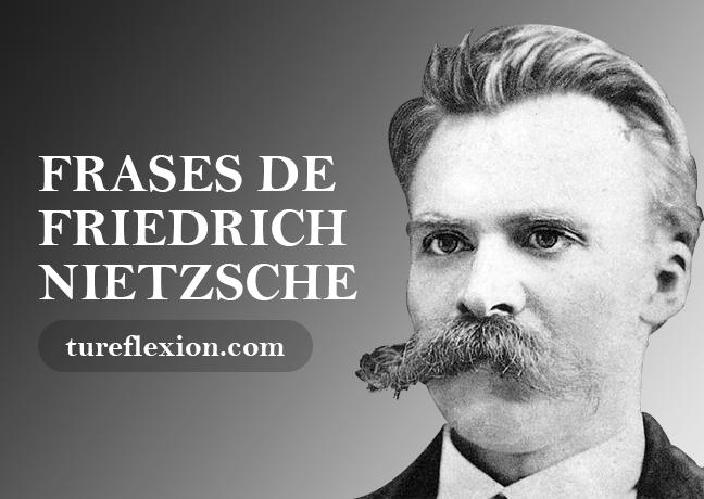 Destacadas Frases De Friedrich Nietzsche Tu Reflexión