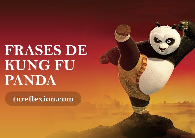 Frases De Kung Fu Panda Tu Reflexión
