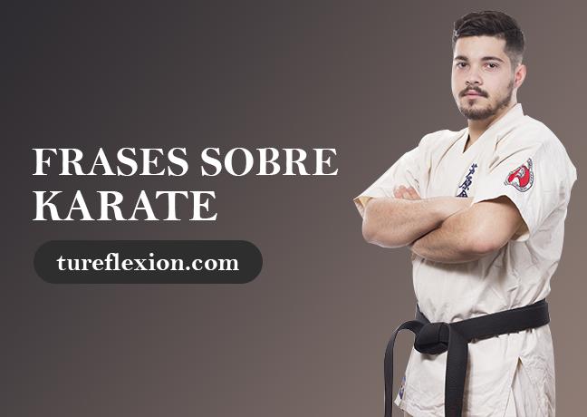 Frases De Karate Y Defensa Personal Tu Reflexión